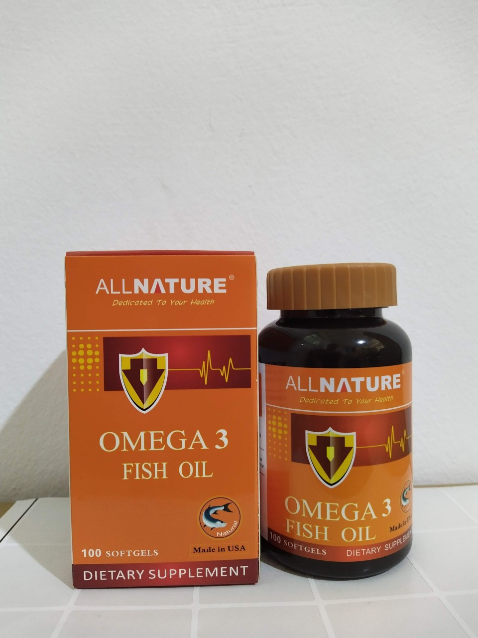 Super Omega 3 fish oil